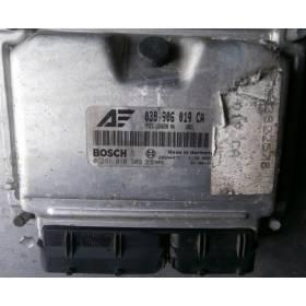 Engine control / unit ecu motor for VW Sharan / Ford Galaxy 1L9 TDI ref 038906019CA / 0281010309