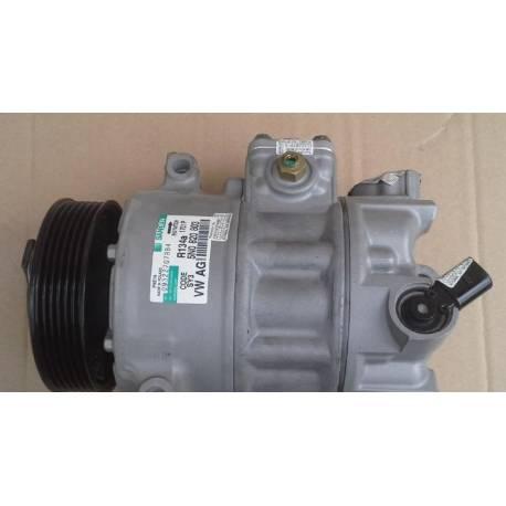 Compresseur de clim Audi / VW / Seat / Skoda ref 5N0820803 / 5N0820803A / 5N0820803C / 5N0820803E / 5N0820803F / 5N0820803H