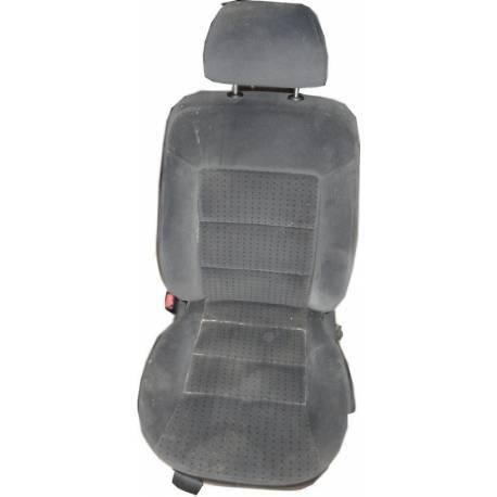 Siège conducteur gris velours - modèle 5 portes