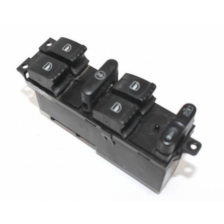 Calculateur avec interrupteur / Commande de lève-vitre / commutateur pour lève-glace pour VW Passat 3B ref 3B4959793