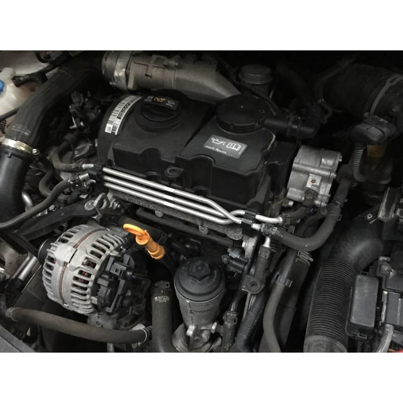 moteur 1l4 tdi 80 cv type bms  bwb ref 045100033c  045100098dx