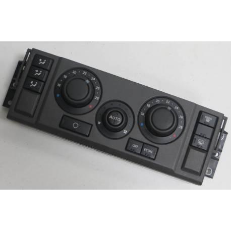 Unité de commande d'affichage pour climatiseur / Climatronic pour Land Rover ref JFC500930 / MB146570-5670