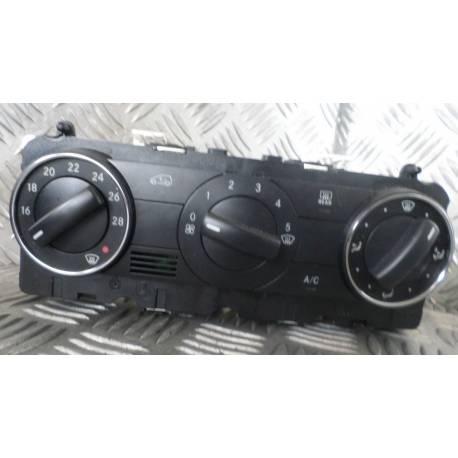 Unité de commande d'affichage pour climatiseur / Climatronic pour Mercedes A-Class W-169 ref 1699000900