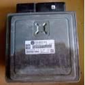 Calculateur moteur pour VW Passat 2L TDI 140 cv ref 03G906018A / 5wp45502 AD / 5wp45502AD