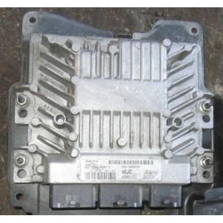 Injection engine control / unit ecu motor Ford Fiesta 1L4 TDCI ref 5ws40584C-T