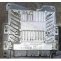 Calculator inyeccion motor para Ford Fiesta 1L4 TDCI ref 5ws40584C-T