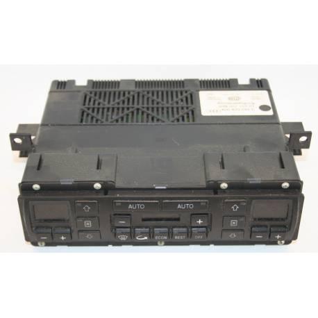 Unité de commande d'affichage pour climatiseur / Climatronic pour AUDI A8 D2 de 1995 à 1999 ref 4D0820043E