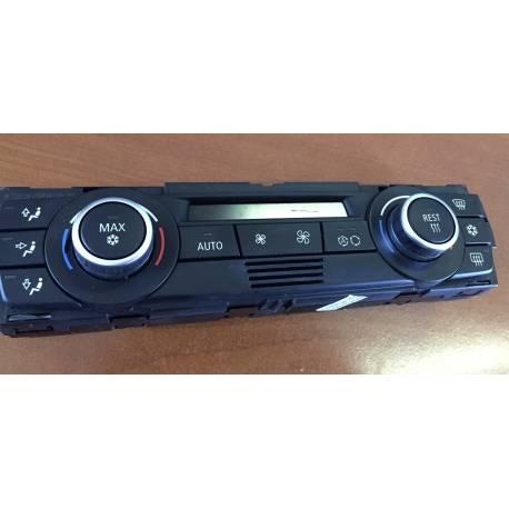 Unité de commande d'affichage pour climatiseur / Climatronic pour BMW E90 E91 E87 E81 E81 ref 64.119199260-04
