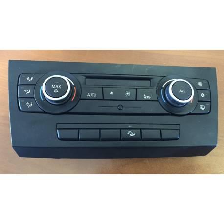 Unité de commande d'affichage pour climatiseur / Climatronic pour BMW E90 E91 E92 E93 ref 6411.92211853-04