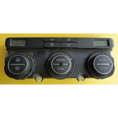 AC Controller / Regulator / Second-hand part for VW Passat 3C ref 1K0907044BH / 1K0907044BM