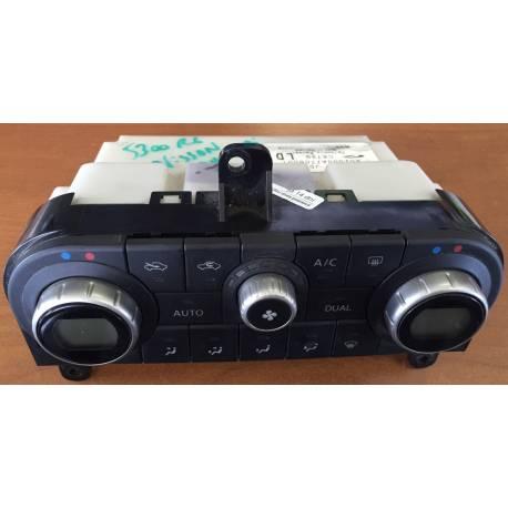 Unité de commande d'affichage pour climatiseur / Climatronic pour Nissan QASHQAI ref 27500-JD45C-A02000A7706001
