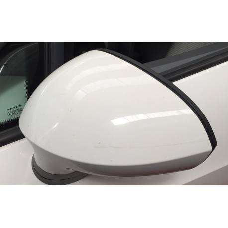 Rétroviseur conducteur à réglage électrique pour Seat Ibiza 6J ref 6J1857507A
