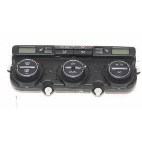 Climatronic pour VW Passat 3C ref 3C0907044CB / 3C0907044CK / 3C0907044DA / 3C0907044DK / 3C0907044EB