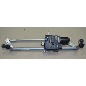 Linkage of windscreen wiper with motor for VW Golf VI Cabriolet Mitsuba A9961-399 ref 5K7955023 / 5K7955119