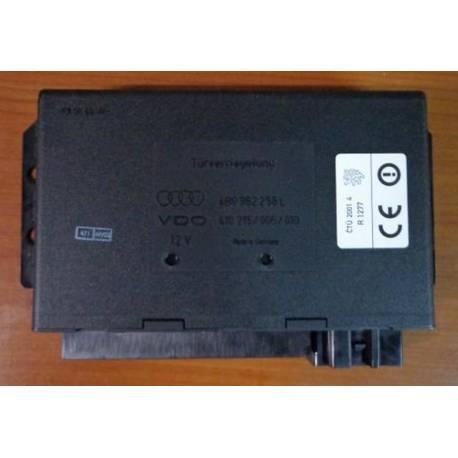 Boitier confort / Calculateur pour verrouillage centralisé pour Audi A6 4B ref 4B0962258L / 4BO962258L