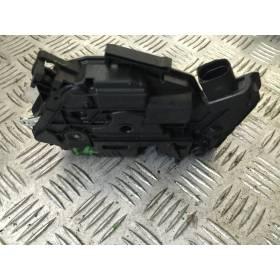 Cerradura módulo de la centralización posterior pasajero ref 1P0839016 para Seat Leon 2