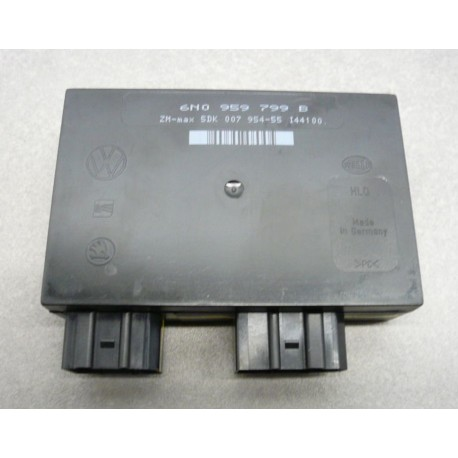 Boitier confort pour VW Polo 6N ref 6N0959799B / 6NO959799B