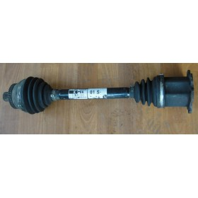 DRIVESHAFT front for Audi A4 / Seat Exeo ref 8E0407271BK / 8E0407451SX