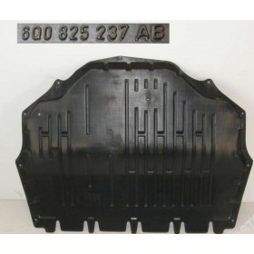 Carénage / Cache plastique sous moteur pour Audi / VW / Skoda / Seat ref 6Q0825237AB / 6R0825235 / 6R0827235B / 6R0825235E