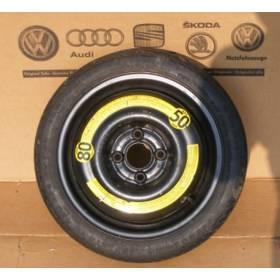 galette roue de secours jante acier pour roue de secours a encombrement reduit les roues. Black Bedroom Furniture Sets. Home Design Ideas