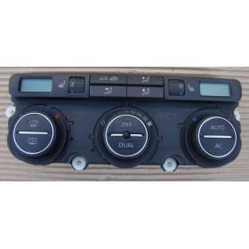 Climatronic bi-zone pour VW ref 1K0907044CG / 1K0907044DA