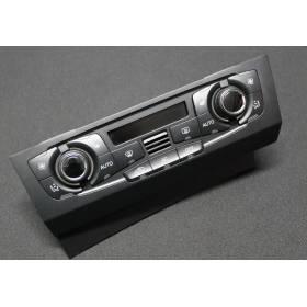 Climatronic pour Audi A4 / A5 / Q5 ref 8T1820043AK / 8T1820043AQ XZF / 8T1820043AK XZF