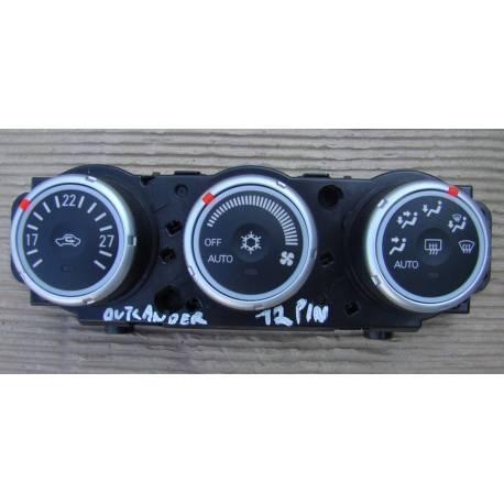 Unité de commande d'affichage pour climatiseur / Climatronic pour Mitsubishi Outlander