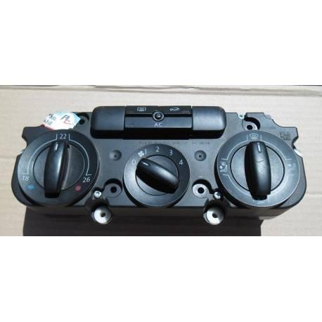 Climatronic / Commande de chauffage et ventilation pour VW ref 1K0820047HM / 1K0820047JD / 1K0820047JN