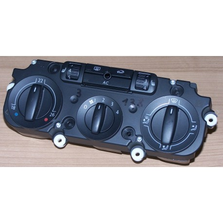 Unité de commande d'affichage pour climatiseur / Climatronic pour VW ref 1K0820047HN / 1K0820047HC / 1K0820047JE / 1K0820047JP