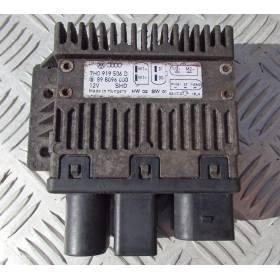 Calculateur pour ventilateur radiateur pour VW Campmob / Transporter ref 7H0919506 / 7H0919506B / 7H0919506D