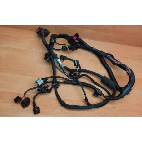 Faisceau / Câblage de moteur pour VW / Seat essence ref 06A972619Q / 06A972619T