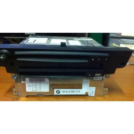 Module CCC Lecteur cd - dvd - radio pour BMW E60 / E61 ref 6583 6953773-01 / 65 83 6 953 773 / 65836949171 / 65836953773