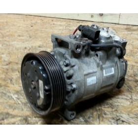 Compressor of air conditioning/air conditioning Audi A4 ref 8E0260805G / 6SEU12C