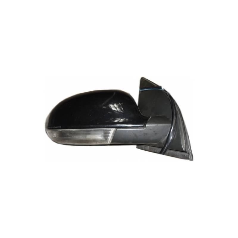 r troviseur passager pour vw golf 5 coloris noir retroviseur passager coque miroir glace. Black Bedroom Furniture Sets. Home Design Ideas