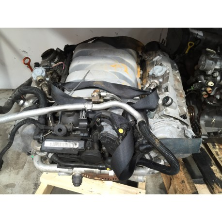 Moteur V8 4L2 type BVJ pour Audi A6 / A8 / Q7 ref 079100103J / 079100103JX / 079100031L / 079100031LX