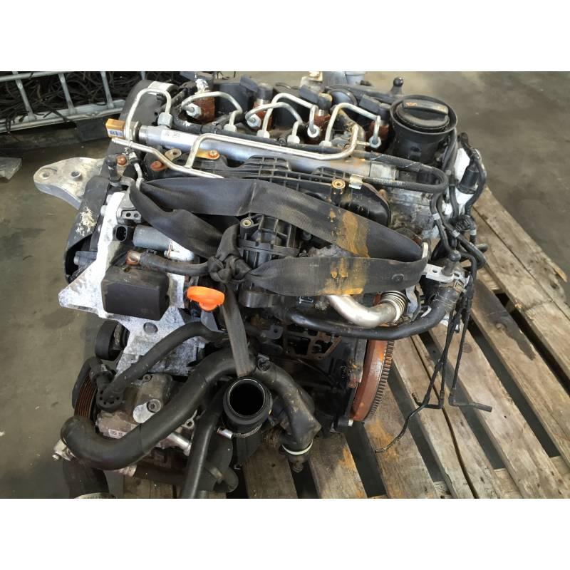Moteur 1l6 Tdi Type Cay Caya Cayb Cayc Cayd Vendu Nu