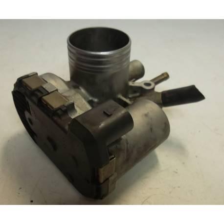 Throttle case for VW / Seat 1L2 / 1L4 essence ref 030133062B / 030133062C / 0280750095