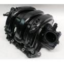 Tubulure / Ajutage d'admission partie supérieure pour VW / Seat / Skoda 1L6 essence ref 03E129711D / 03E129711F