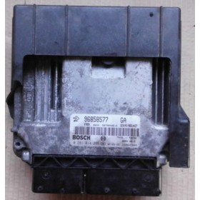 Injection engine control / unit ecu motor Chevrolet Captiva ref 0281014296
