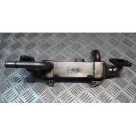 Refroidisseur pour recirculation des gaz d'échappement pour VW Sharan / Seat Alhambra / Ford Galaxy 1L9 TDI ref 038131513L