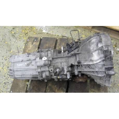 Boîte de vitesses mécanique 6 rapports type GYX pour Audi A6 2L TDI BRE ref 01X300044HX