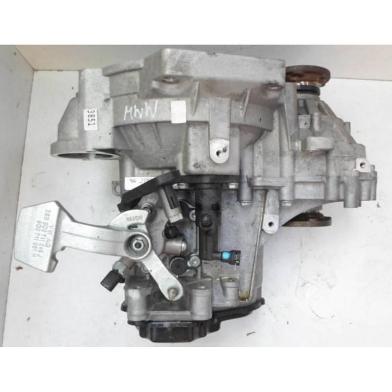 Gearbox Mww  Mwx For Vw Golf 1l6 Tdi Ref 0a4300047k