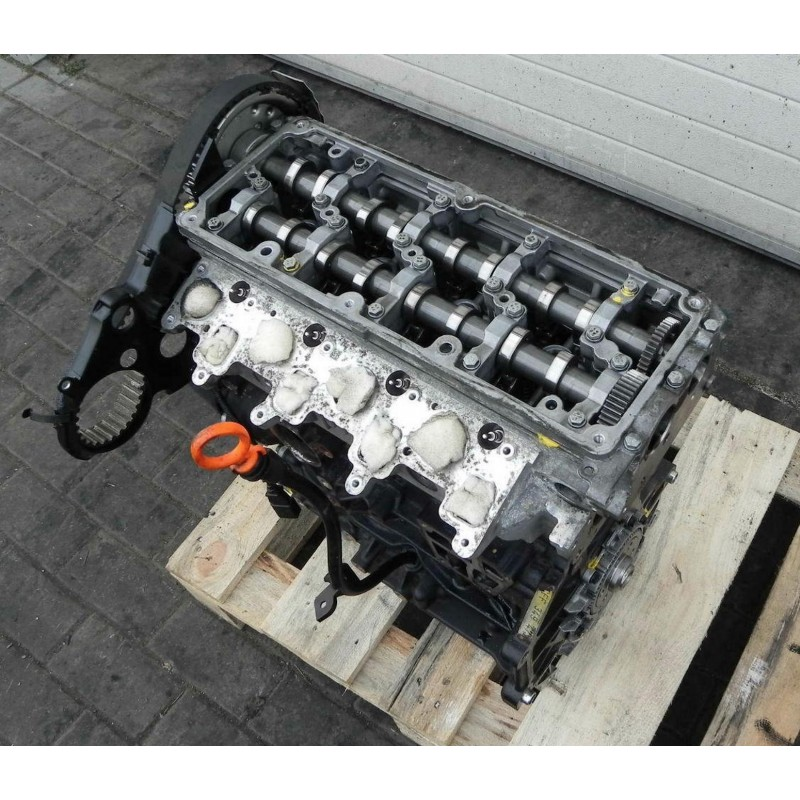 Old Bmw: Engine Motor 2l Tdi 136, 140 Hp Cff, Cffa, Cffb For Audi