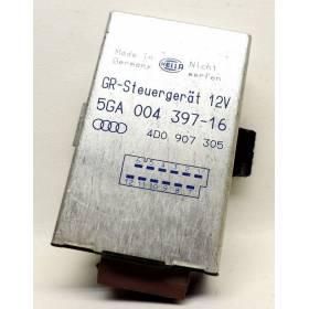 Calculateur pour régulateur de vitesse VW / Audi ref 4D0907305 / 4B0907305