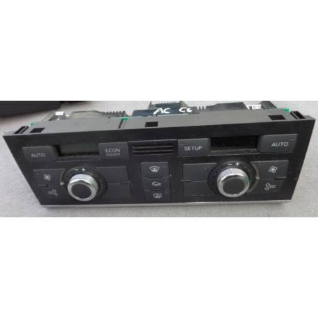Unité de commande d'affichage pour climatiseur / Climatronic pour Audi A6 4F ref 4F1820043AB / 4F1820043AF
