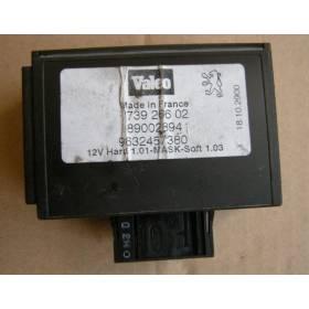 Calculateur de réglage des projecteur pour Peugeot ref 73926602 / 9632457380