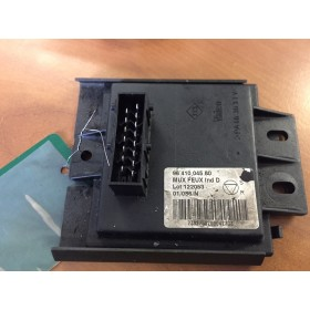 Boite de controle des projecteurs xenon ref 96 410 045 80 / 9641004580