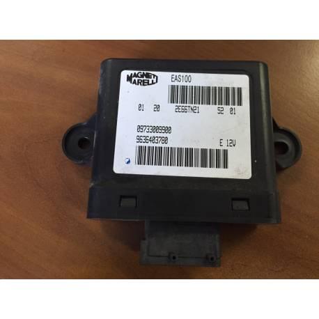 Module de controle des projecteurs / Phares pour Peugeot 607 ref 09733009900 / 9636403780