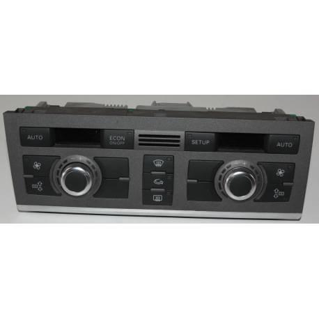 Unité de commande d'affichage pour climatiseur / Climatronic pour Audi A6 4F ref 4F1820043R / 4F1820043AH