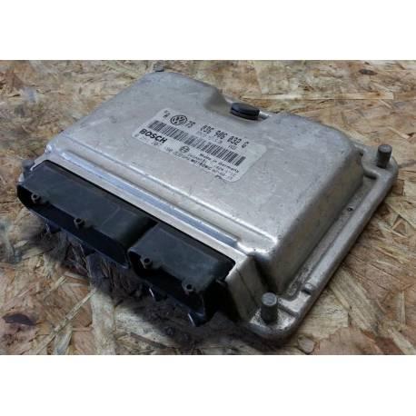 Calculateur moteur pour VW Golf 4 / Bora 1L4 16v ref 036906032G / 0261207190
